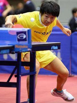 Masato Shiono. (Foto: Monthly World Table Tennis)