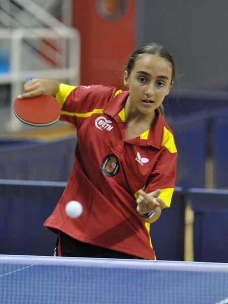 Emma Ruiz. (Foto: www.eurominichamps.com)
