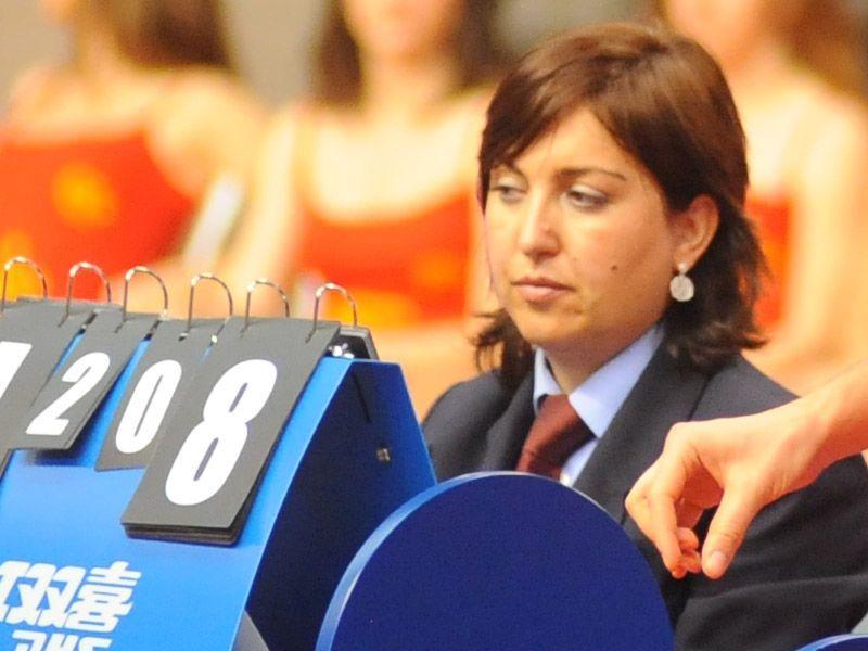 Carmen Turrado. (Foto:  Pablo Rubio)