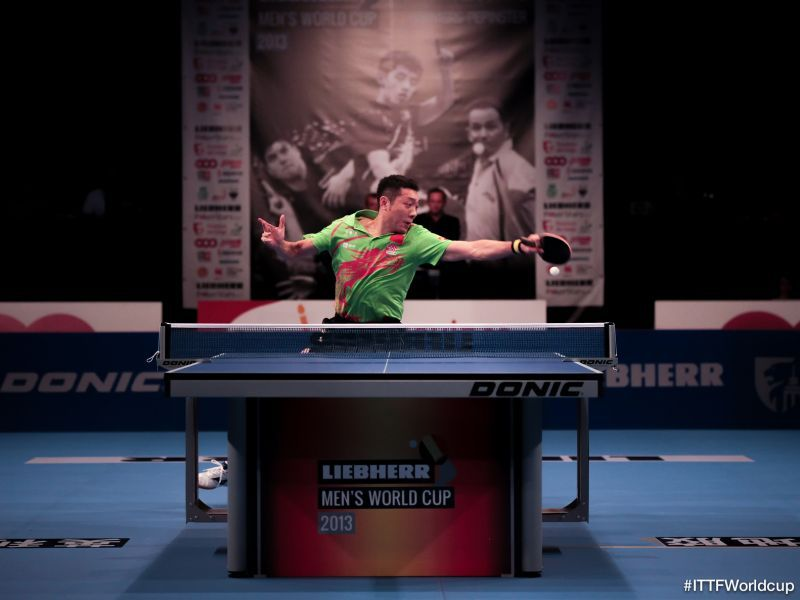 Xu Xin. (Foto: ITTF)