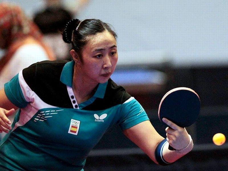 La española Yanfei Shen estará en el cuadro final como cabeza de serie número 3.