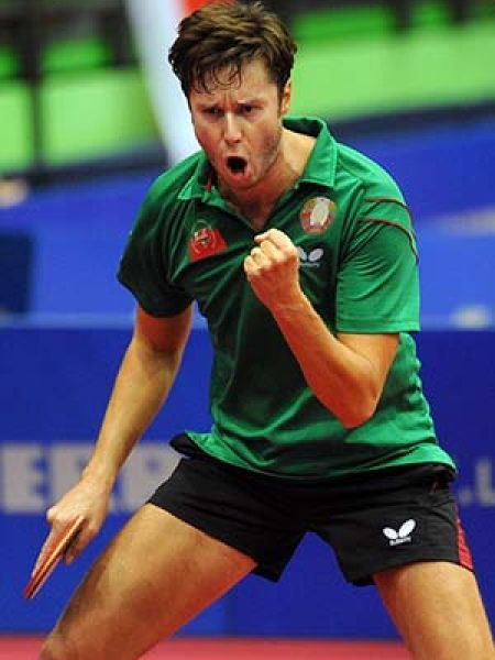 Vladimir Samsonov. (Foto: ITTF)
