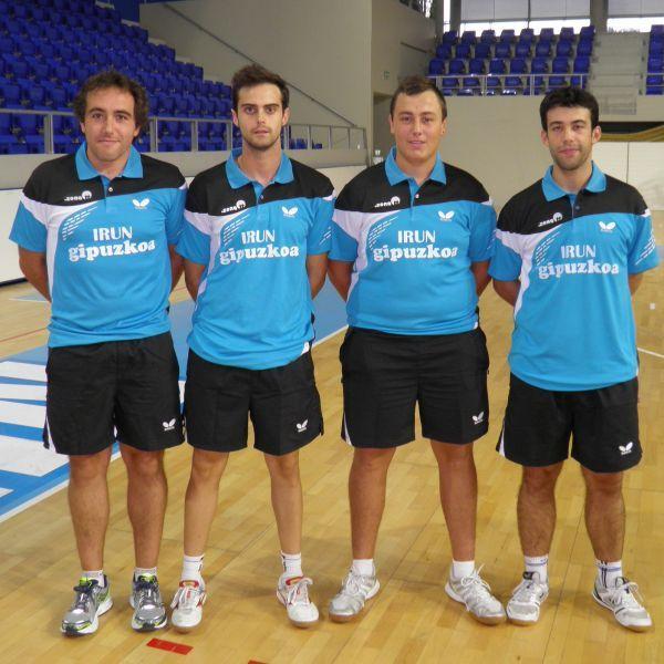 El Irún Leka Enea aseguró su participación europea la próxima temporada.