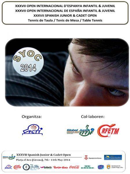 Cartel anunciador del SYOC 2014.