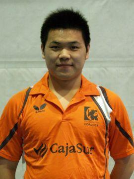 Wu Chih Chi, jugador del CajaSur Priego Fotografía: Dele