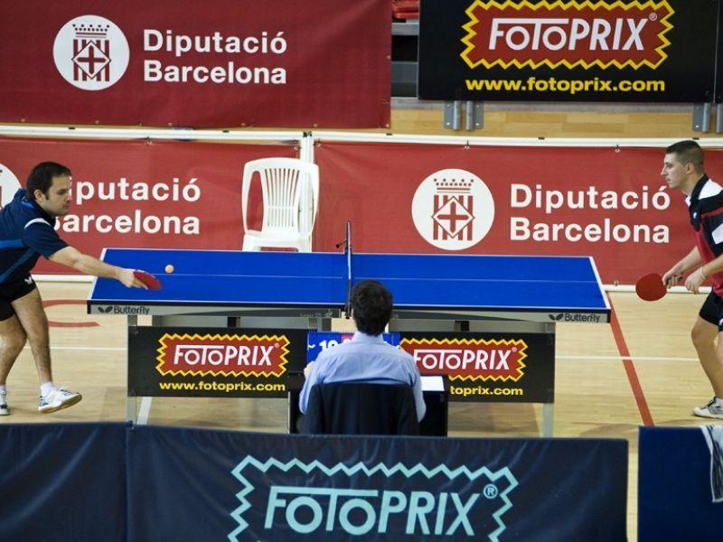 Final Adaptada de la pasada edición de Open International de Vic. (Foto: Josep Cano)
