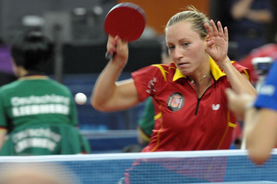 Galia Dvorak. (Foto: ITTF)