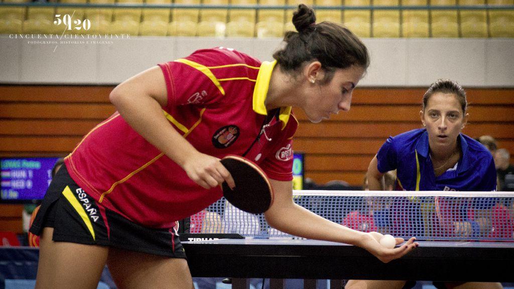 Laura Ramírez, otra de las componentes del equipo femenino. (Foto: CINCUENTACIENTOVEINTE)