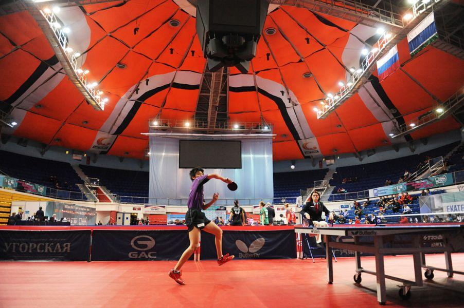 GAC Group 2014 ITTF World Tour Russian Open. (Foto: ittfworld)