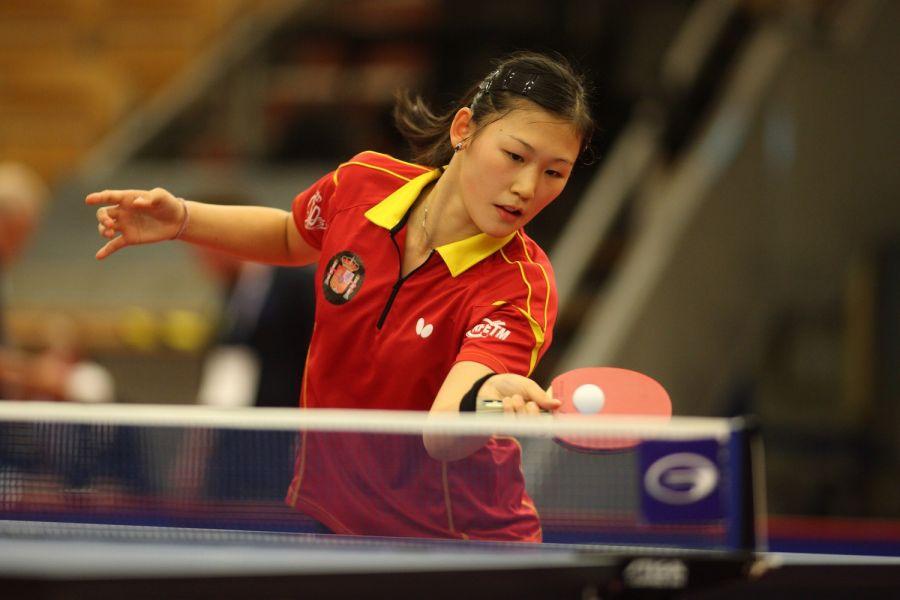 María Xiao será mañana la única representante española en juego en el cuadro final Sub-21. (Foto: ittfworld)