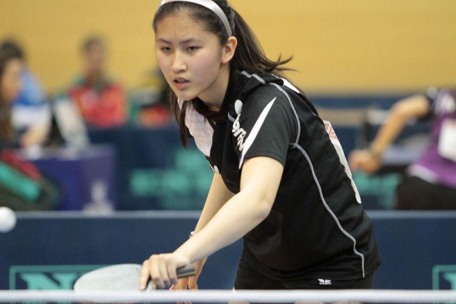 Sofía-Xuan Zhang. (Foto: Antonio garcía)