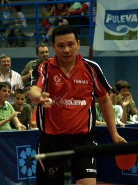 Juanito una de las piezas clave del campeón español en la Champions
