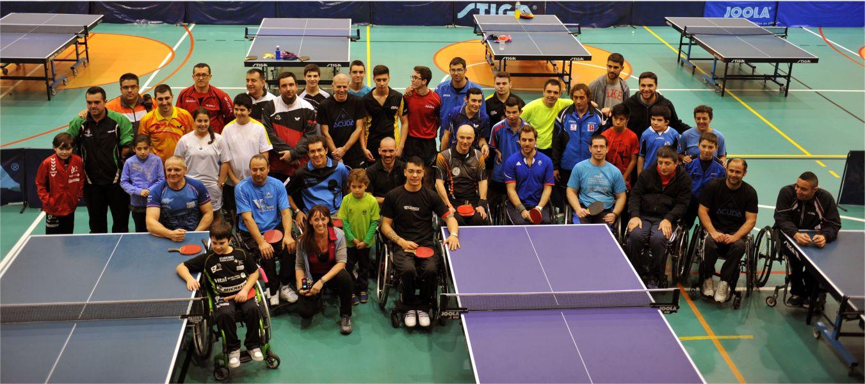 Foto de grupo de participantes y técnicos. (Foto: Vicente Cogolludo)