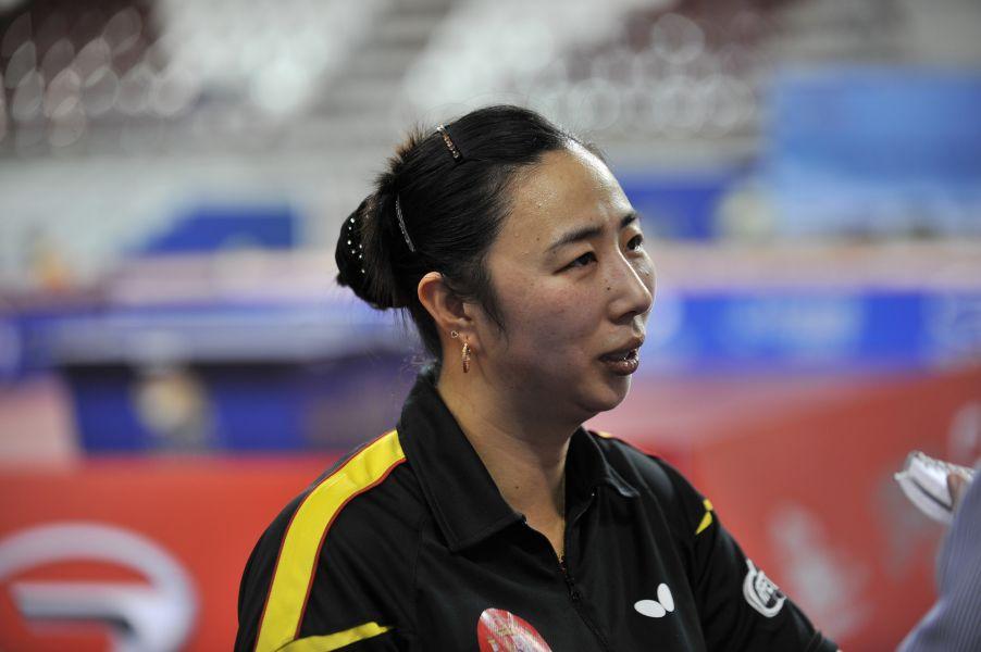 Yanfei Shen. (Foto: ittfworld)