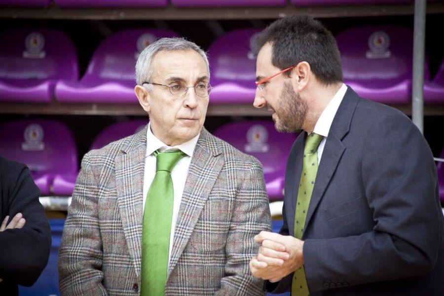 Alejandro Blanco y Miguel Ángel Machado. (Foto: CINCUENTACIENTOVEINTE)