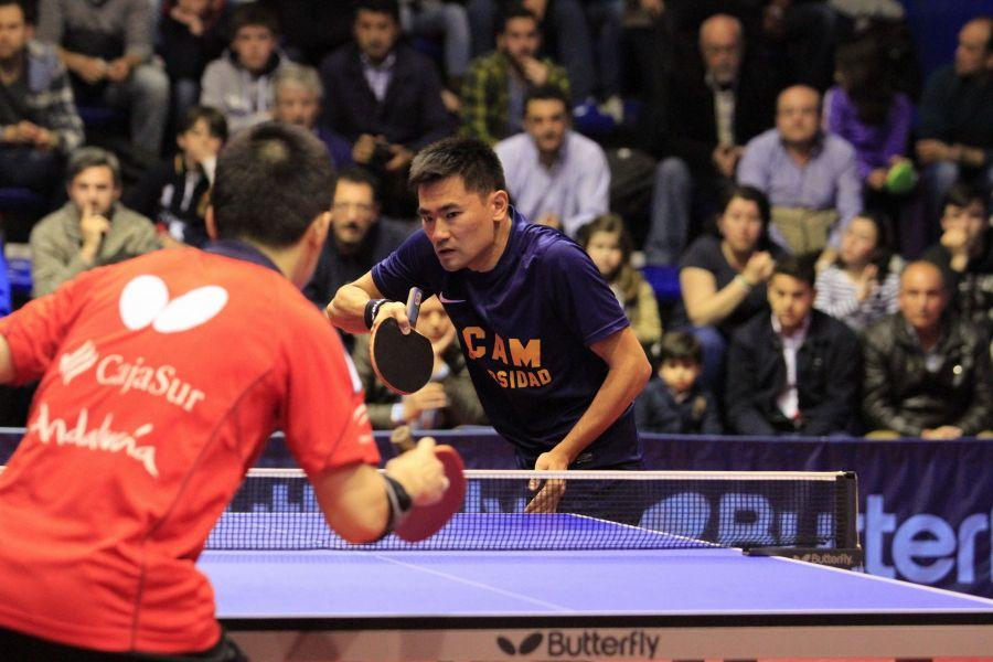 Kou Lei anotó dos de los juegos de los murcianos.