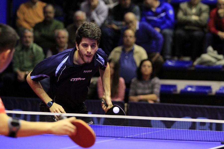 Adrián Morato, jugador del San Sebastián de los Reyes. (Foto: Antonio García)