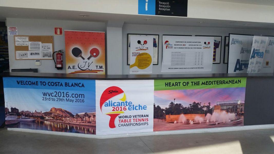 Promoción del Mundial Alicante-Elche 2016