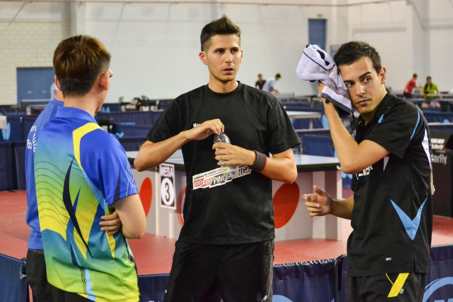 Oriol Monzó y Marc Durán(Foto: Leo Ruiz)