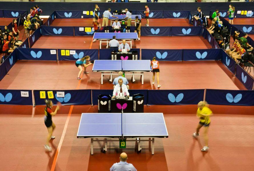 58 del Campeonatos de Europa para jóvenes