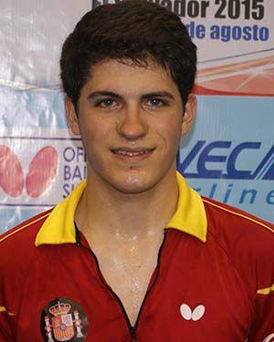 Rodrigo Cano. (Foto: ittfworld)