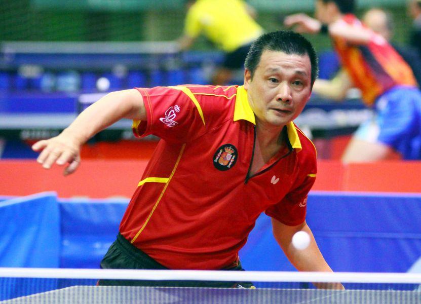 He Zhi Wen. (Foto: ittfworld)