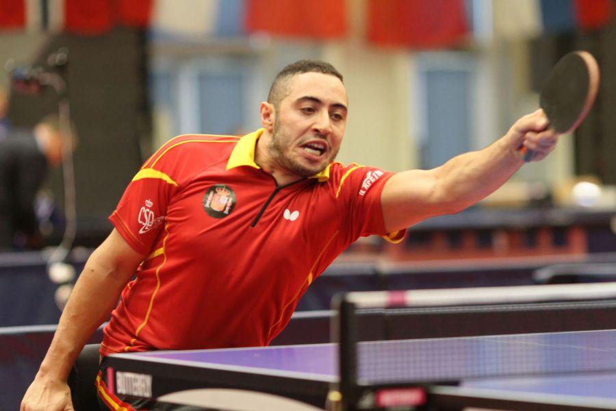 Bilal El Baqqali. (Foto Gael Marziou)