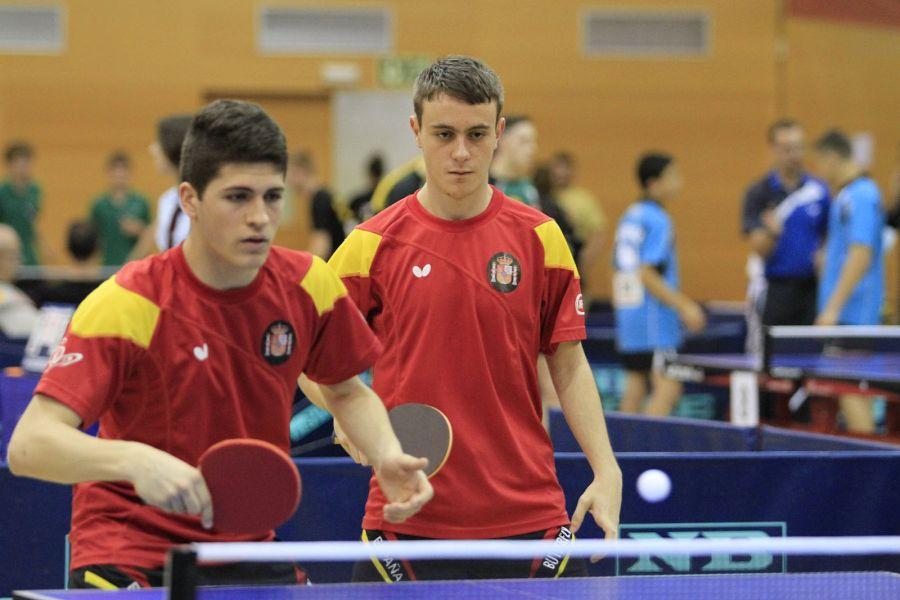 Rodrigo Cano y Carlos Vedriel.