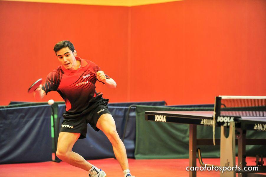 Carlos Franco, jugador del Sanse. (Foto: canofotosports.com)