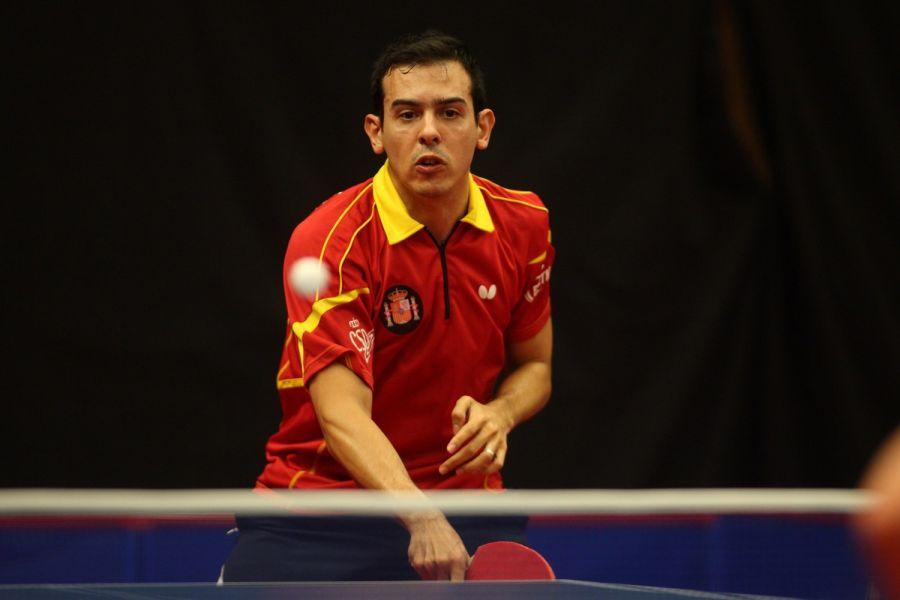 Marc Durán. (Foto: ittfworld)
