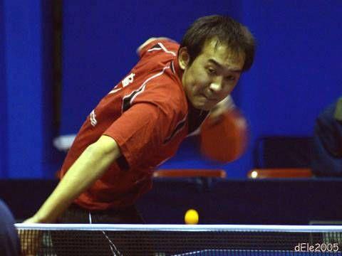 Wang Jianan, jugador del UCAM Cartagena Fotografía: Dele