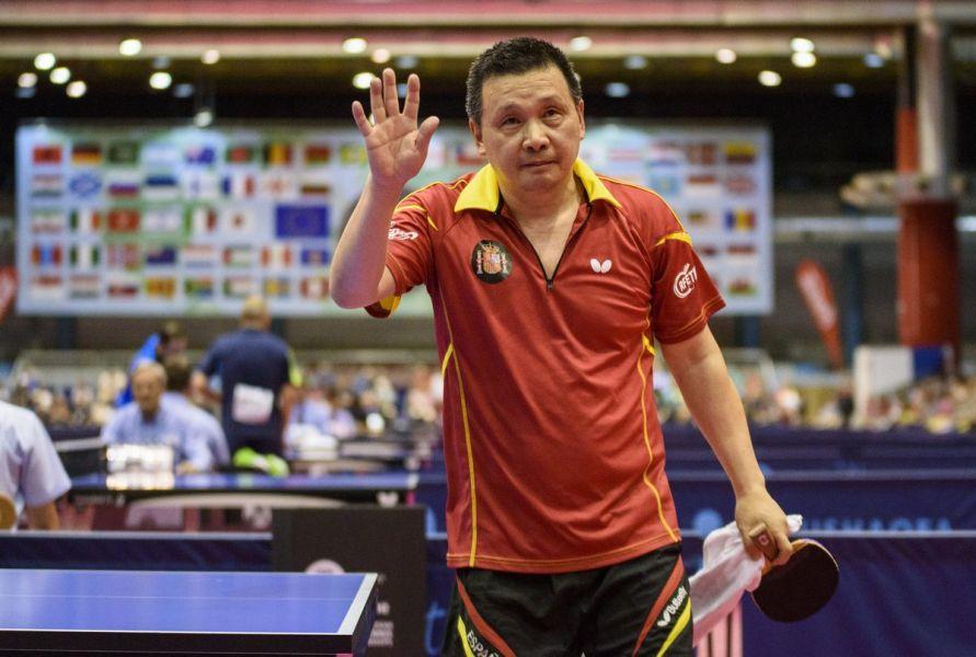He Zhi Wen Juanito. (Foto: Álvaro Díaz)