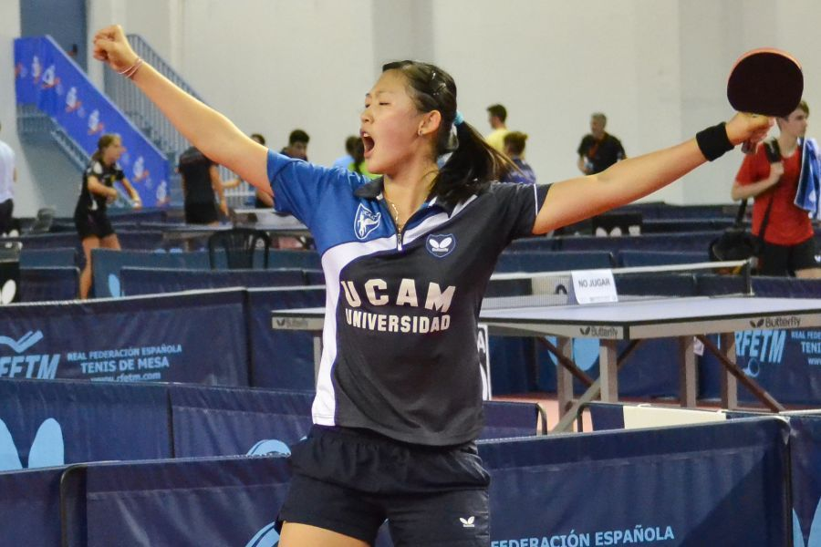 María Xiao. (Foto: Leo Ruiz)