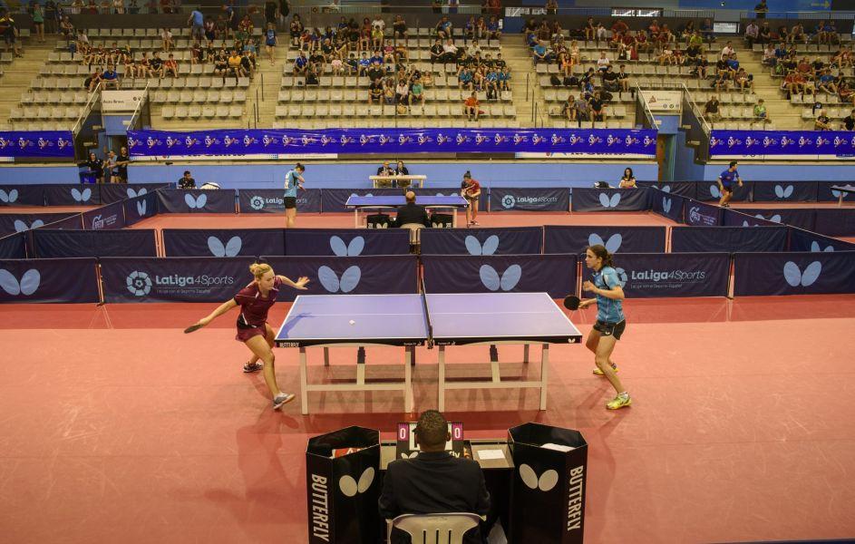 Semifinales Individuales Absolutas. (Foto: Álvaro Díaz)