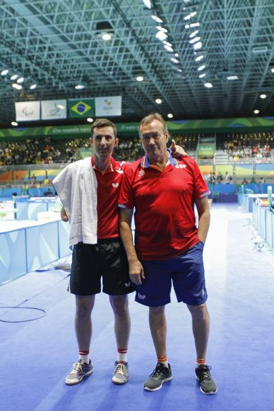 José Manuel Ruiz y Vladimir Choubine. (Foto: CPE)