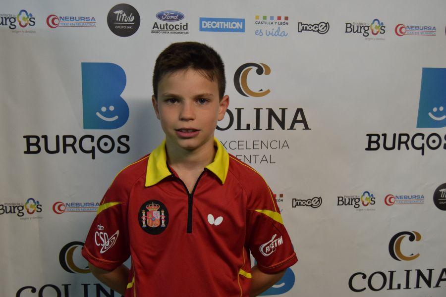 Daniel Berzosa.