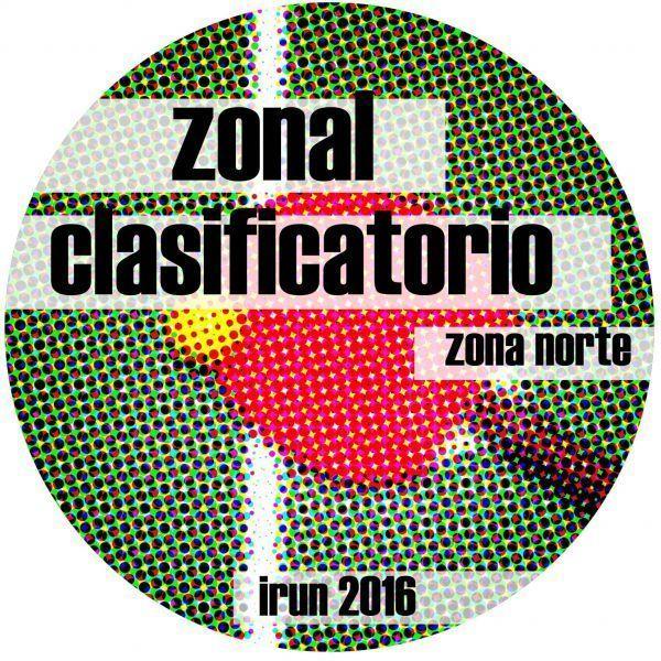 Logo Torneo Zonal Zona 1 en Irún.