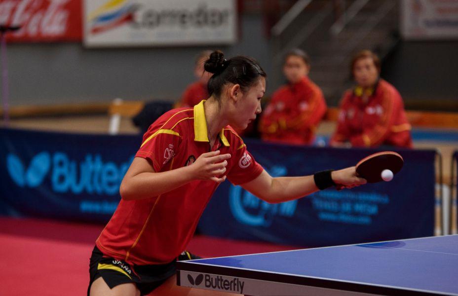 María Xiao. (Foto: Álvaro Díaz)