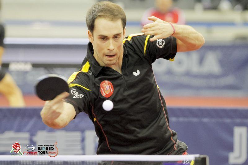 Alejandro Calvo (Foto: ittfworld)