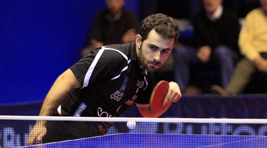 Jorge Ausin, jugador Colina Clinic Burgos