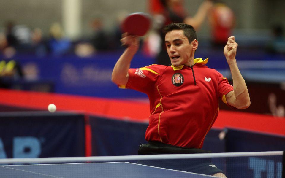 Carlos Franco, en Belgium Open 2017
