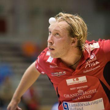Niklas Ronningborg, jugador del UCAM Murcia Fotografía: Carles Costa