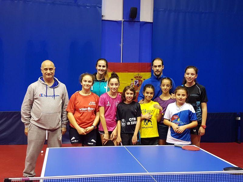 Foto de familia Concentración Minispin Córdoba