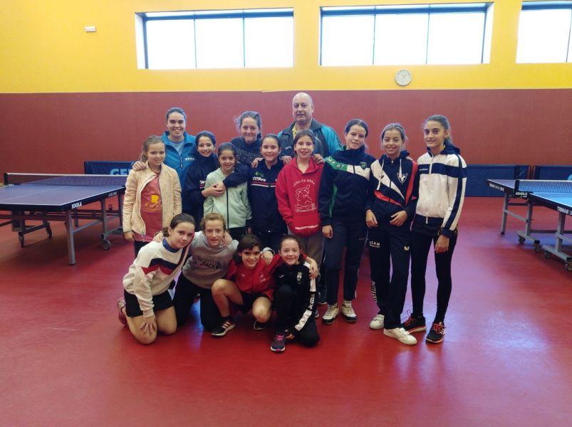 Foto de familia Concentración Minispin Madrid