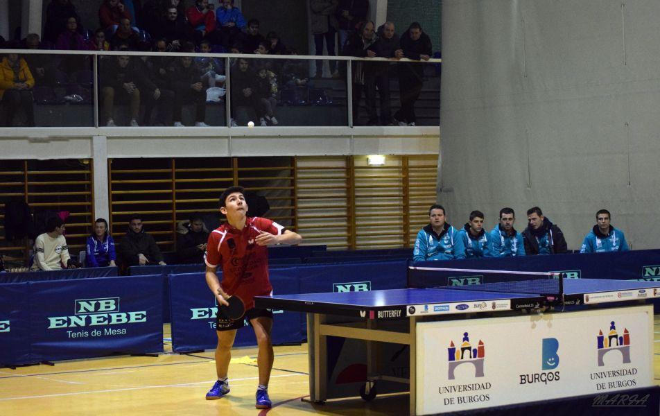 Francisco Miguel Ruiz, jugador Universidad de Burgos