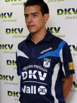 Marc Duran, del DKV Borges Vall
