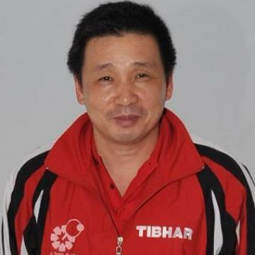 "He Zhi Wen ""Juanito"", palista del CajaGranada"