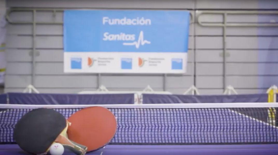 Podio del I Campeonato de España en Edad Escolar Inclusivo