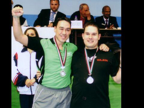 David Alonso y Jordi Morales