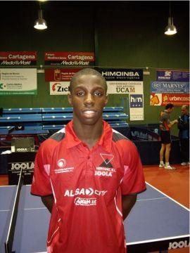 Darius Knight, jugador del UCAM Floymape Cartagena